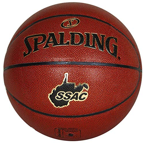 Spalding TF-1000 Classic ZK with SSAC Decoration Size 7 (29.5') Official Size & Weight Microfiber Cover