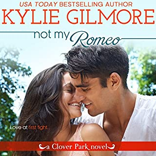 Not My Romeo audiobook cover art