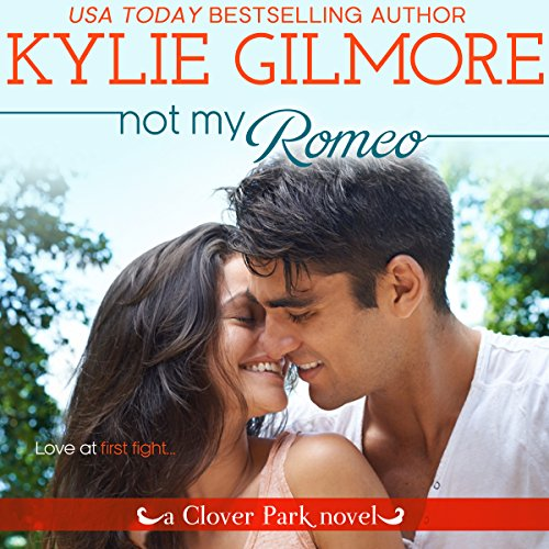 Not My Romeo audiobook cover art