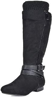 Women's Knee High Boots (Wide-Calf)