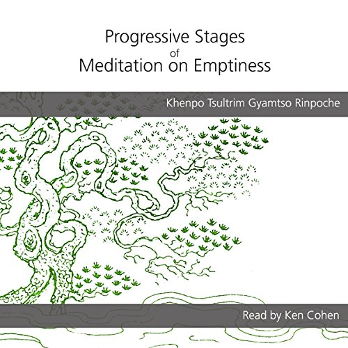 Progressive Stages of Meditation on Emptiness cover art