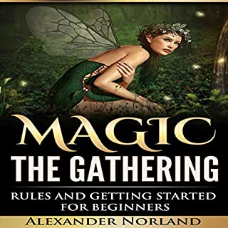 Magic: the Gathering audiobook cover art