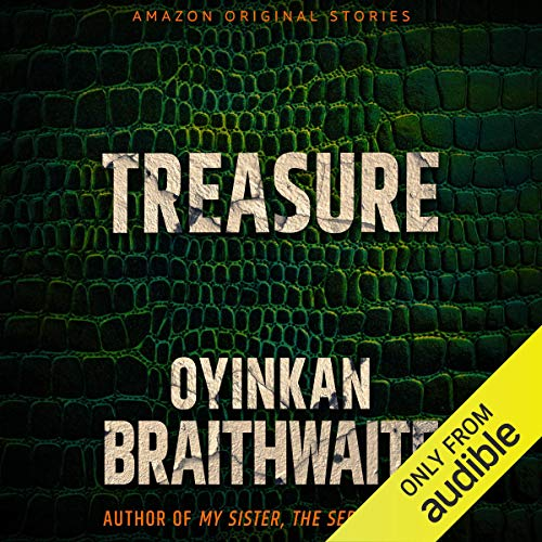 Treasure cover art