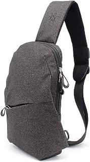 Samstrong Chest Bag Sling Bag Left/Right Adjustable Crossbody Backpack