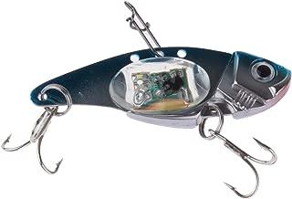 LEMONBEST New LED Light Up Fishing Lure Bait Attracting Fishing Light Lamp Blue