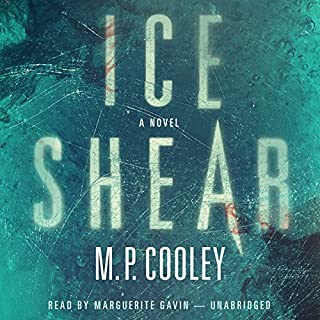 Ice Shear audiobook cover art