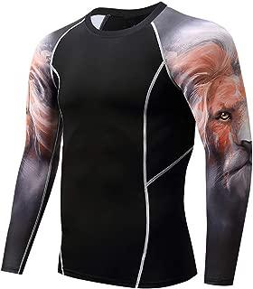 スポーツシャツ メンズ Joielmal コンプレッションウェア アンダーウェア ポーツシャツ 長袖 コンプレッションインナー トレーニングウエア コンプレッショントップス 締め付け ランニングウェア 快適