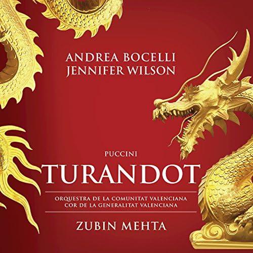 Andrea Bocelli, Jennifer Wilson, Orquestra de la Comunitat Valenciana & Zubin Mehta
