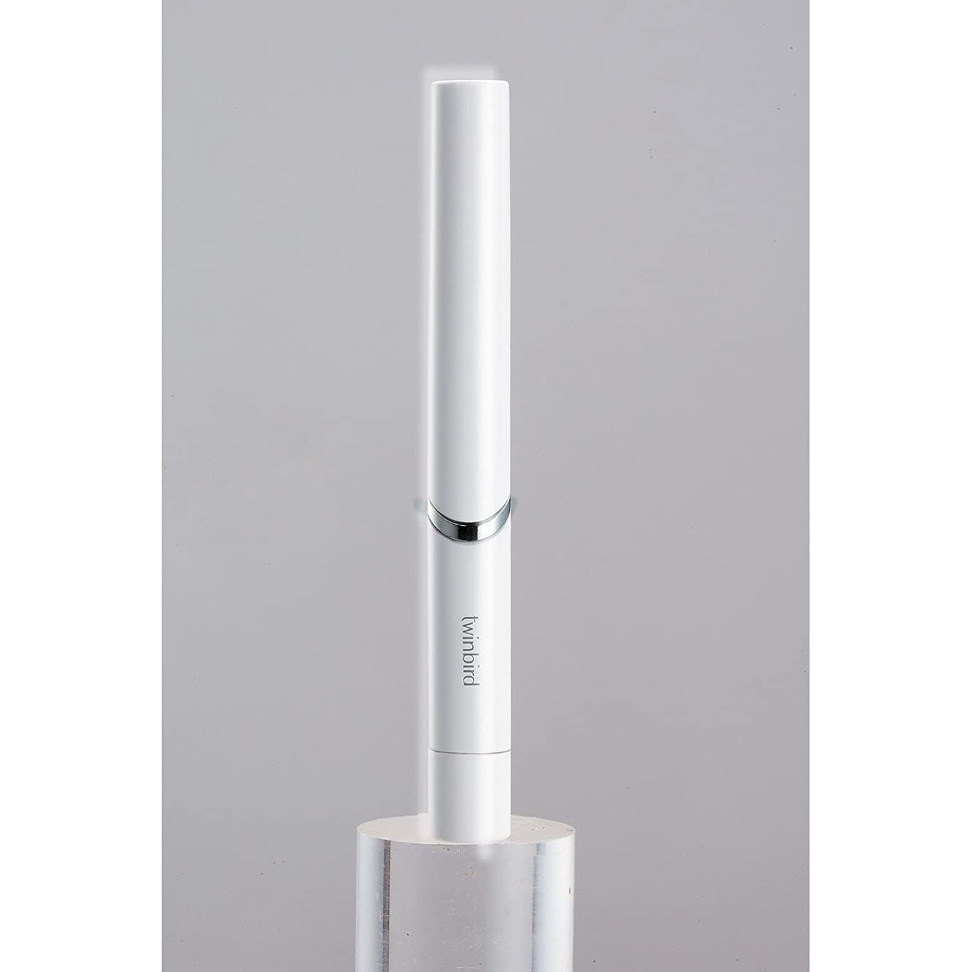 分子悩むアトラスツインバード 音波振動式歯ブラシ BD-2741 ホワイト?BD-2741W