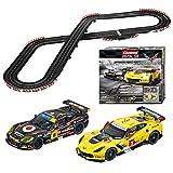 Carrera Corvette Race Slot Car Track