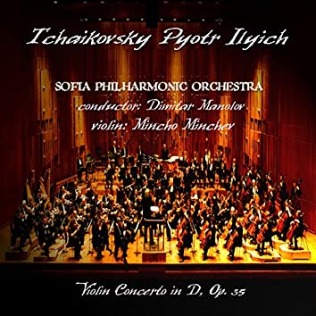Tchaikovsky: Concert for Violin and Orchestra in D Dur, Op.35