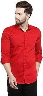 KRYPTAR Men's Full Sleeve Formal Shirts