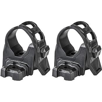 "Kolpin 21570 Black 1.5"" Rhino Grip, 2 Pack (Flex 1.5)"