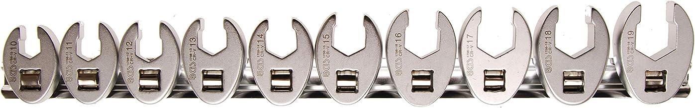 Cl/é /à tuyauter ouverte double 17mm AERZETIX 19mm