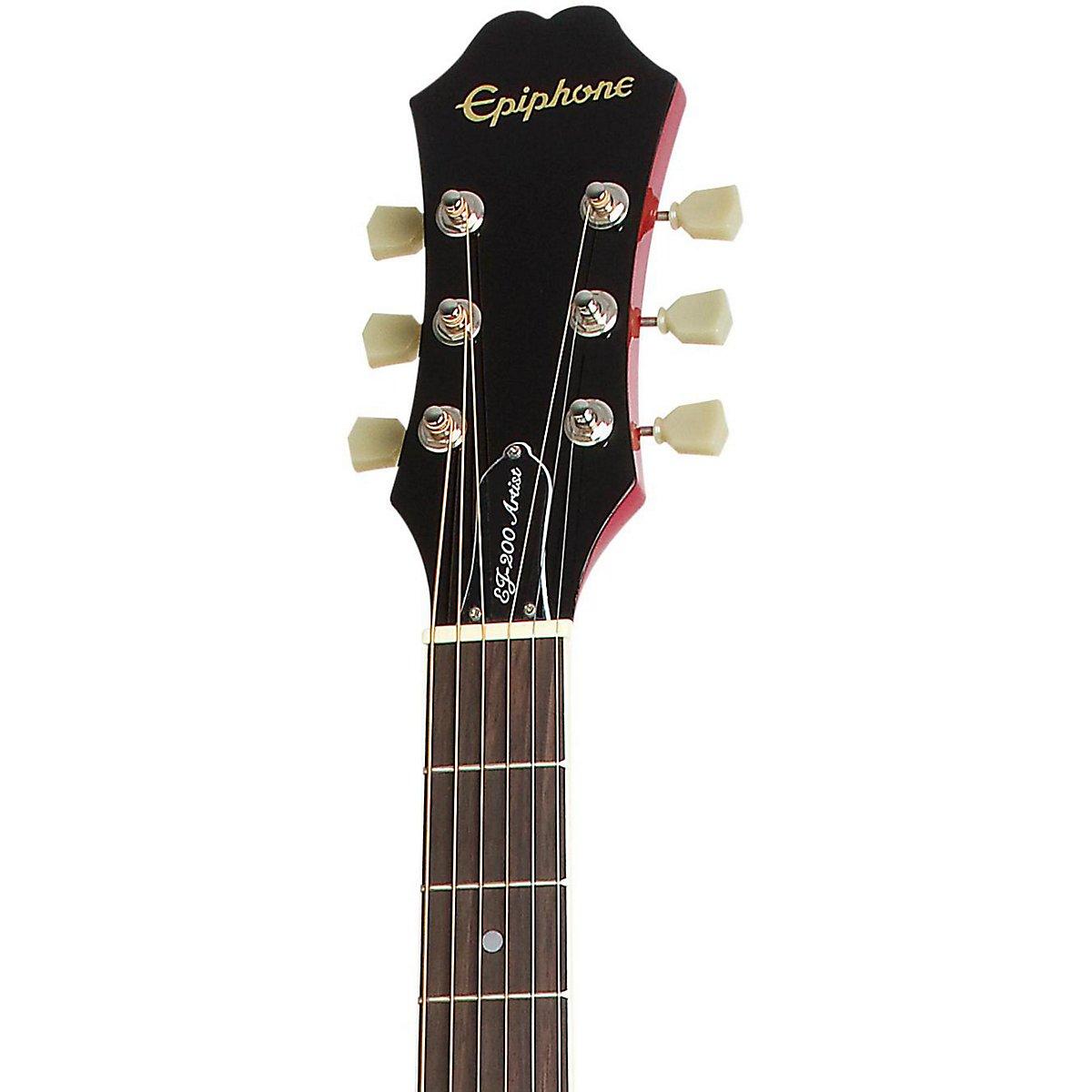 eaeawrnh3 Epiphone EJ-200 Artist guitarra acústica: Amazon.es ...