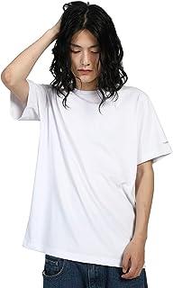 Tシャツ メンズ シャツ 秋服 半袖 2枚組 無地 クルーネック 2020新品 肉厚生地