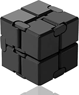 SS SHOVAN Infinity Cube Silicone Fidget Cube Toy Hand Killing Time Prime Fidget Toy Infinite Cube for ADD, ADHD, Anxiety, ...