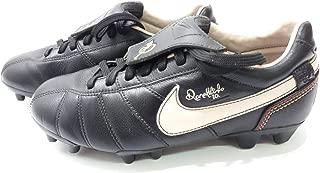 Nike Youth Tiempo Ronaldinho FG (Black) (4)