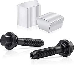 for Ford 4.6L/&5.4L 3V Engine 5PCS E-cowlboy Cam Tool Complete Combo Kit and Crankshaft Pulley Bolt Cam Phaser Lockout Kit