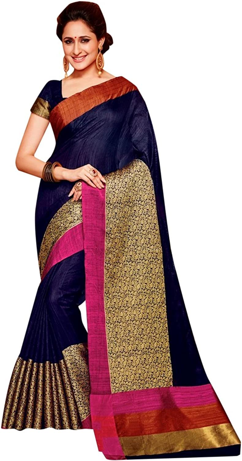 Designer Bollywood Silk Bridal Saree Sari for Women Latest Indian Ethnic Wedding Collection Blouse Party Wear Festive Ceremony 2602 24