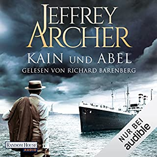 Kain und Abel     Kain und Abel 1              By:                                                                                                                                 Jeffrey Archer                               Narrated by:                                                                                                                                 Richard Barenberg                      Length: 19 hrs and 12 mins     Not rated yet     Overall 0.0