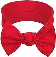MINI Red Baby HeadbandMINI Baby HeadbandBaby HeadbandBaby Girl HeadbandNewborn HeadbandValentine/'s Day HeadbandRed Baby BowHeadband