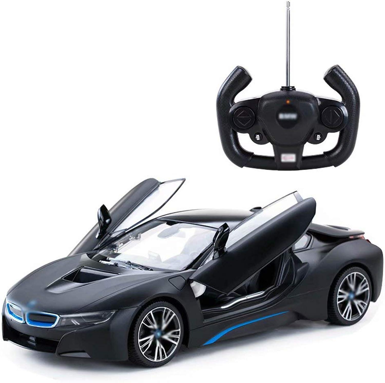 GG-kids toys Fernbedienung Auto 1 14 RC Autoradio Elektroauto Sport Racing Hobby Spielzeugauto Grade Modellfahrzeug für Kinder Jungen und Mdchen schwarz