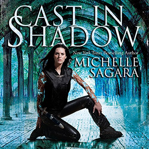 Cast in Shadow audiobook cover art