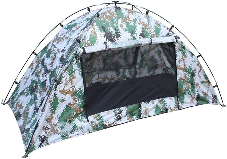 LUHUIYUAN Digitales Camouflage Soldierzelt Camouflage Einzelzelt Tarnzelt Länge 2m  Breite 1m  Höhe 1m B07MH7QHT2  Elegante Form