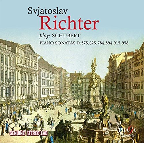 Schubert: Piano Sonatas Nos.9 11 14 18 & 19