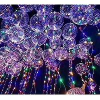 """Toyland® 18 """"LED Light Up Party Globo - Latest Craze - Globos únicos de la fiesta - Perfect Party Decoration (1 Paquete)"""