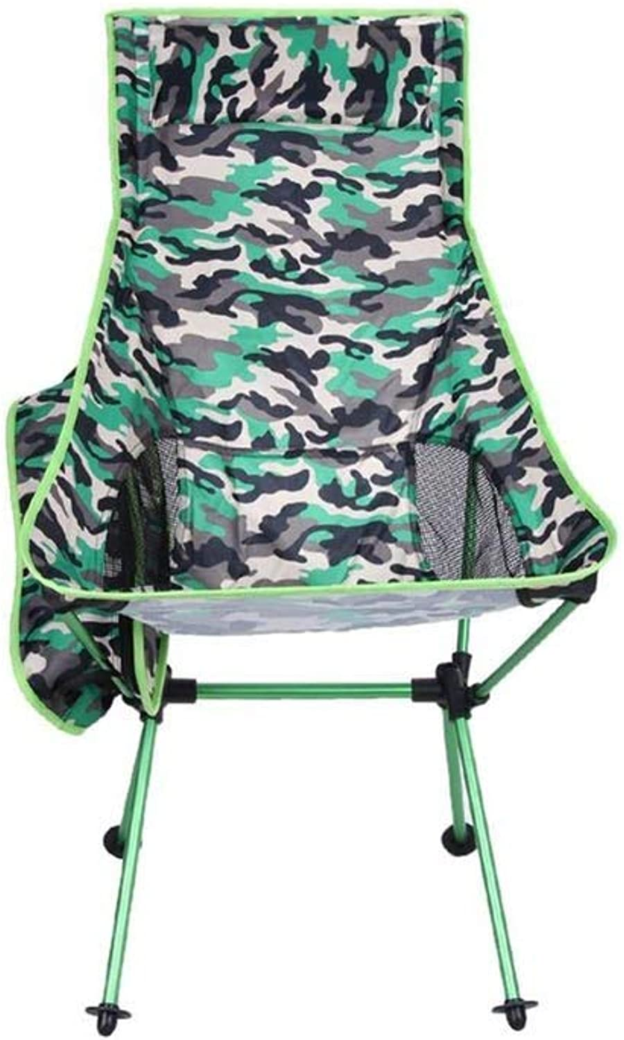 Outdoor Chairs2Pcs 1Pcs Portable Folding Camping Chair Outdoor Fishing Seat UltraLight Foldable Chairs Seat for Fishing Festival Picnic BBQ