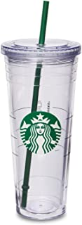 starbucks venti glass cold cup