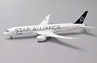 ANA ボーイング 787-9 JA899A STAR ALLIANCE (Flaps Down) 1/400 ダイキャスト JC Wings EW4789003A