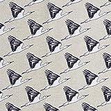 Fabulous Fabrics Dekostoff Canvas Wildgans –