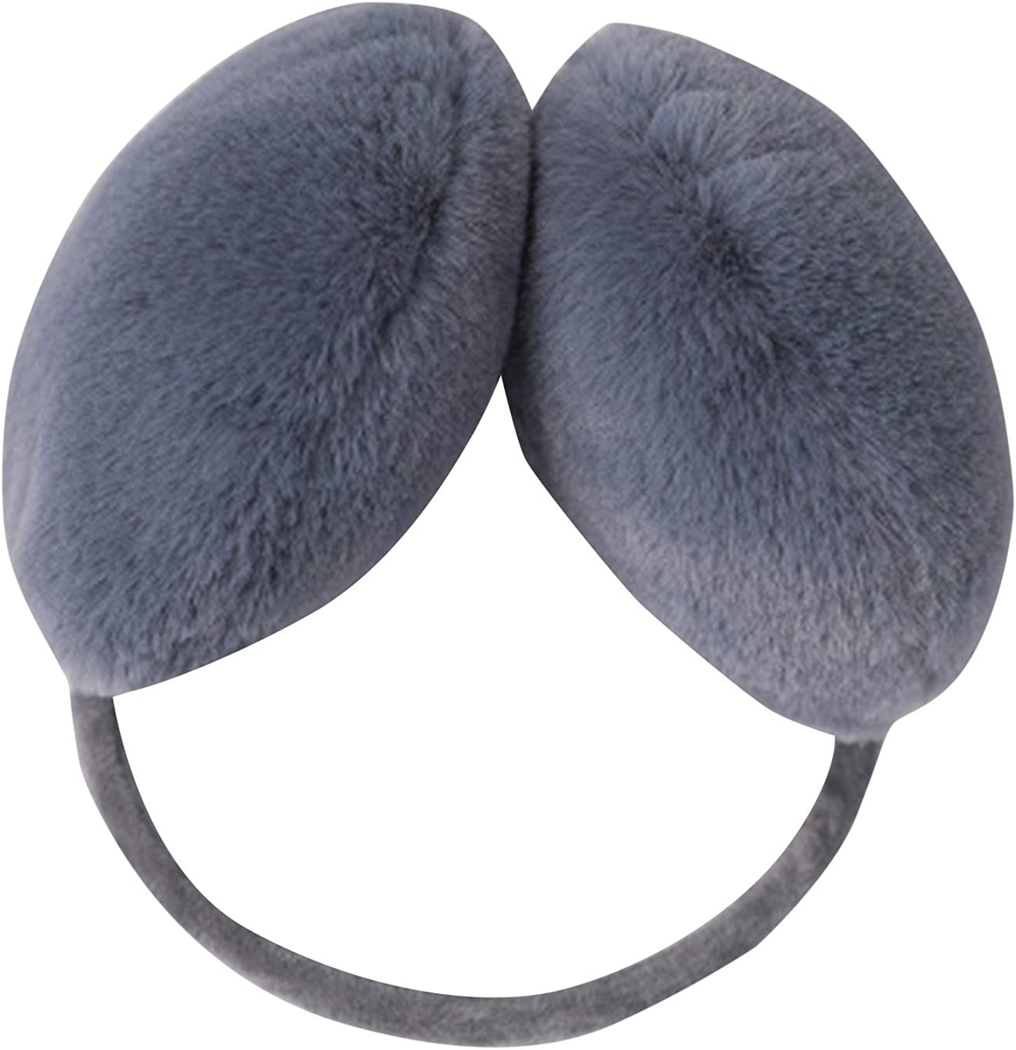 Ear Muffs for Womens/Mens - Winter Ear Warmers, Soft & Warm Earmuffs, Foldable Ear Covers for Cold Weather