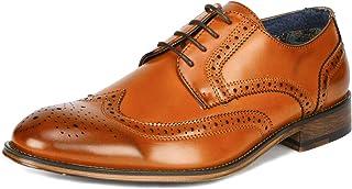 Bruno Marc Louis Zapatos de Vestir Formal Oxford Clásico para Hombre