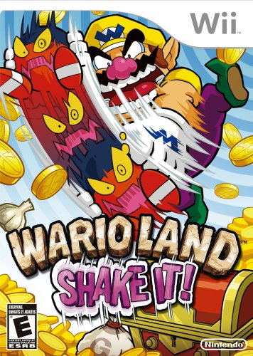 Nintendo Wario Land - Juego (Wii, Nintendo Wii, Plataforma, E (para todos))
