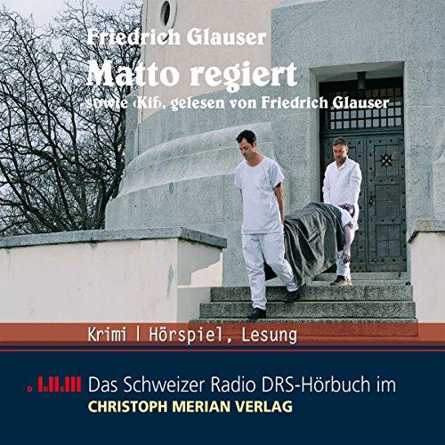 Matto regiert audiobook cover art