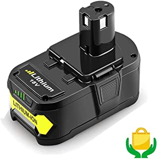 Best 18v lithium ion battery Reviews