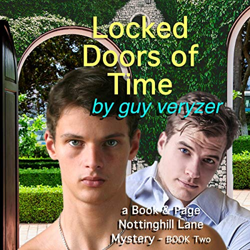 Locked Doors of Time cover art