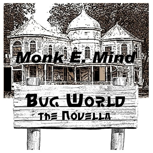 Bug World audiobook cover art