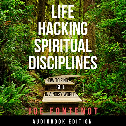 Life Hacking Spiritual Disciplines audiobook cover art