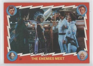 The Enemies Meet (Trading Card) 1979 Topps Buck Rogers - [Base] #37