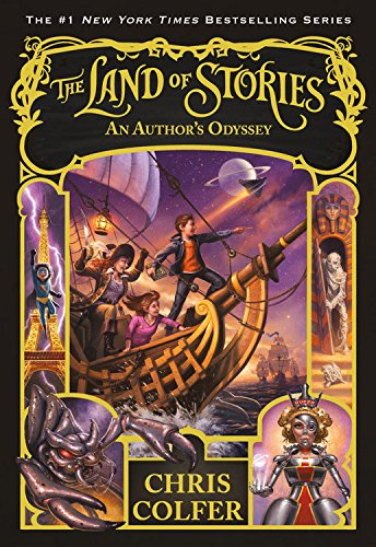 The Land of Stories: An Author's Odyssey (The Land of Stories (5))