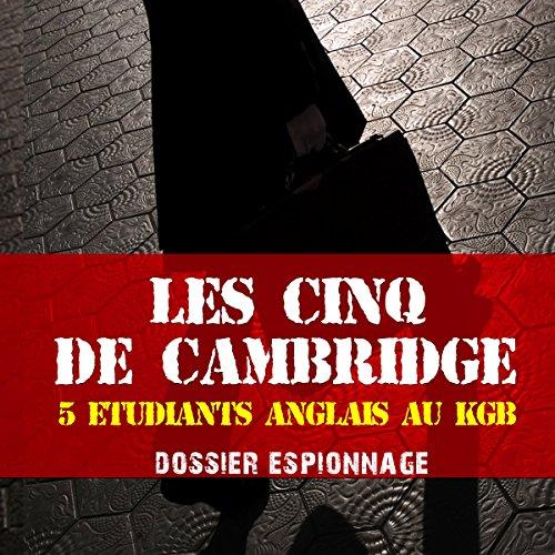 Couverture de Les cinq de Cambridge