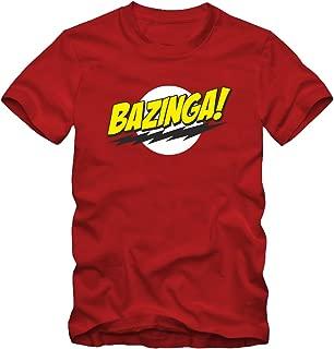 Felpa uomo e donna Bazinga tavola periodica divertente The Big Bang Theory!