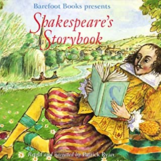 Shakespeare's Storybook audiobook cover art