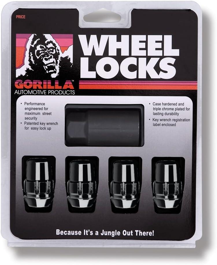 Gorilla Max 71% OFF Automotive 71641NBC Wheel Lock Shipping included System
