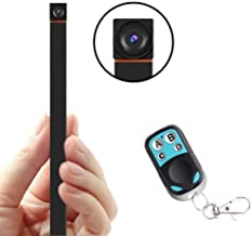 GXSLKWL HD 1080P Micro Camera Night Version Mini Action Camera Motion Sensor Camcorder with Motion Detection Remote Contro...